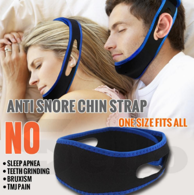 Chin Strap For Snoring Stop Snoring Instantly News On